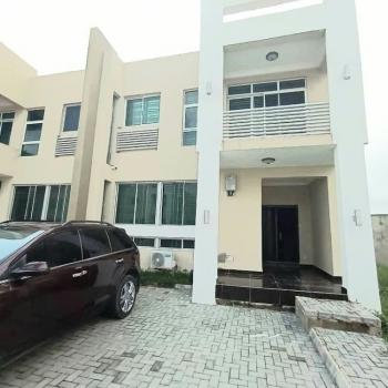 3 Bedroom Terrace Duplex with Bq Fully Furnished, Sangotedo, Ajah, Lagos, Terraced Duplex for Rent