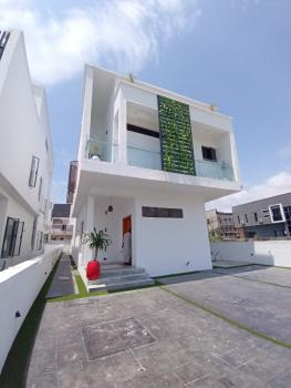 Newly Built and Well Finished 4 Bedroom Detached Duplex with a Bq, Lakeview Estates 2, Lafiaji, Lekki, Lagos, Detached Duplex for Sale