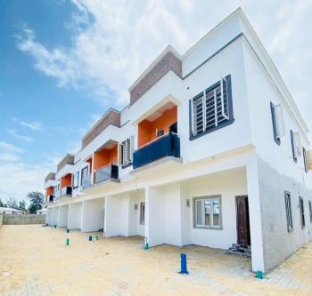 Luxury Finished 3 Bedroom Terrace Within a Serene Area with Good Title, Chevron, Vgc, Ikota, Lekki Phase 2, Lekki, Lagos, Terraced Duplex for Sale