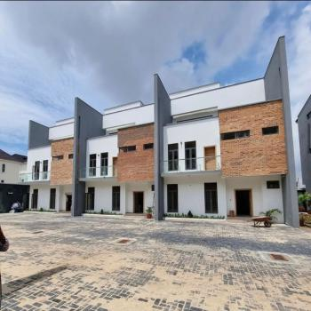 Fully Serviced 4 Bedroom Terrace  Duplex with 1 Room Bq, Ikate, Lekki, Lagos, Terraced Duplex for Sale