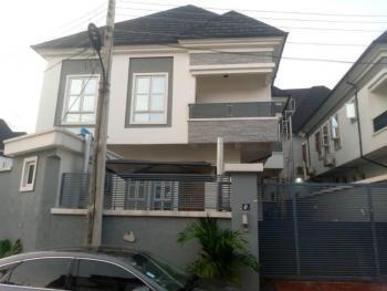 Luxury Clean 4 Bedroom Duplex, Chevron Drive, Lekki Phase 2, Lekki, Lagos, Detached Duplex for Rent