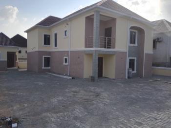 Newly Built 4 Bedroom Duplex, Naf Valley Estate, Asokoro District, Abuja, Semi-detached Duplex for Rent