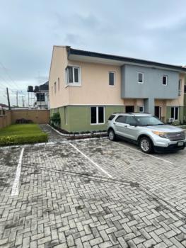 Brand New 4 Bedroom Luxury Terrace Duplex with Bq, Idado, Idado, Lekki, Lagos, Terraced Duplex for Rent