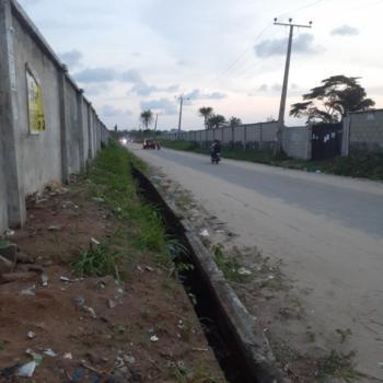 an Estate Land Directly Facing The Lekki Expressway, Adjacent Green Spring School, Lekki Expressway, Lekki, Lagos, Mixed-use Land for Sale