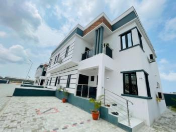 Tastefully Built 3 Bedroom Semi Detached Duplex Plus Bq, Bogije, Lekki Expressway, Lekki, Lagos, Semi-detached Duplex for Sale