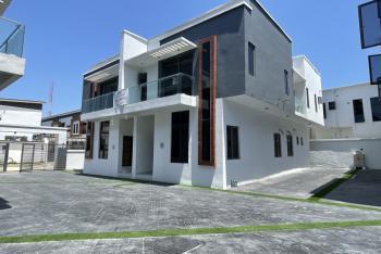 Tastefully Finished 4 Bedroom Semi-detached House with Bq, 2nd Toll Gate, Lekki Phase 2, Lekki, Lagos, Terraced Duplex for Sale