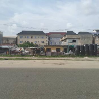 Land Facing Express, Opposite Alpha Beach Bus-stop, Lekki Epe Express, Igbo Efon, Lekki, Lagos, Commercial Land Joint Venture