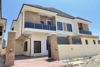 Luxuriously Finished 4 Bedroom Semi-detached House with Bq, 2nd Toll Gate, Lekki Phase 2, Lekki, Lagos, Semi-detached Duplex for Sale