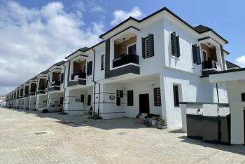 Contemporary 4 Bedrooms Terraced Duplex with Swimming Pool, 2nd Toll Gate, Lekki Phase 2, Lekki, Lagos, Terraced Duplex for Sale