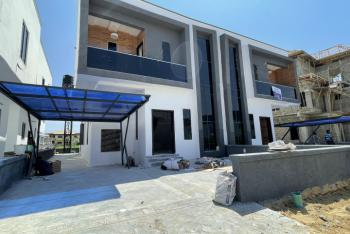 Spacious 4 Bedroom Semi-detached House with Boys Quarter, 2nd Toll Gate, Lekki, Lagos, Semi-detached Duplex for Sale