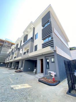 Massive Modern 4 Bedroom Town Houses, Lekki Phase 1, Lekki, Lagos, Detached Duplex for Sale
