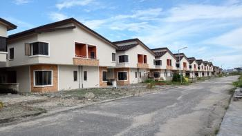 Luxurious and Standard 4 Bedroom Duplex in a Serviced Estate, Creek Haven Estate, Vgc, Lekki, Lagos, Semi-detached Duplex for Sale