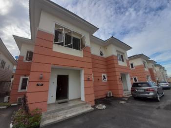Semi-detached 4 Bedroom Duplex with Bq in a Secure Estate, Lekki Phase 1, Lekki, Lagos, Semi-detached Duplex Short Let