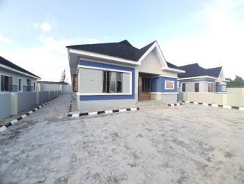 Luxury 3 Bedrooms Fully Detached Bungalow + Bq, Behind Mayfair Garden, Awoyaya, Ibeju Lekki, Lagos, Detached Bungalow for Sale