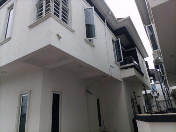 Newly Built 4 Bedroom Fully Detached Duplex, Chevron Alternative Chevron Drive, Lekki, Lagos, Detached Duplex for Sale