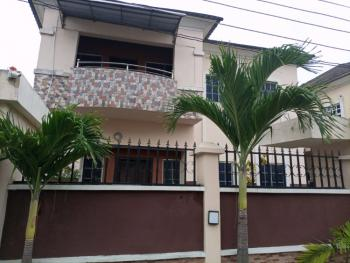 a Strong 5 Bedroom Fully Detached Duplex with Two Rooms Bq, Chevy View Estate, Lekki, Lagos, Detached Duplex for Sale