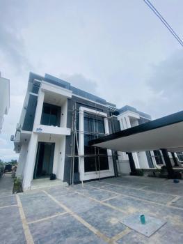 5 Bedroom Fully-detached Duplex with a Room Bq, Pool, Cctv, Megamound Estate, Lekki, Lagos, Detached Duplex for Sale