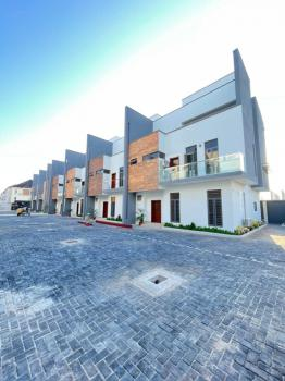 Beautiful 4 Bedroom Terrace Duplex in Good Location, Ikate, in a Serene Location, Ikate, Lekki, Lagos, Terraced Duplex for Sale