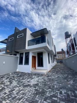 Luxury Newly Built 4 Bedroom Semi-detached Duplex with a Room Bq, Lekki Phase 1, Lekki, Lagos, Semi-detached Duplex for Rent