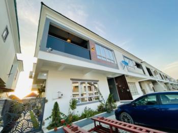 Classically Luxury 4 Bedroom Semi Detached Duplex Plus Bq with Gym, Vgc, Harris Drive Way, Lekki, Lagos, Semi-detached Duplex for Sale