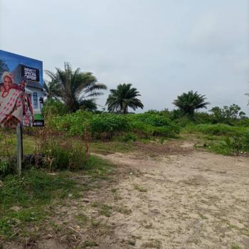 Affordable Estate in a Well Secured Environment, 4mins Drive From Omu Resort, Bogije, Ibeju Lekki, Lagos, Residential Land for Sale