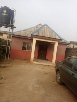 Decent 3 Bedroom Flat Set Back, Fenced with Gate., Isuti Igando, Igando, Alimosho, Lagos, Detached Bungalow for Sale