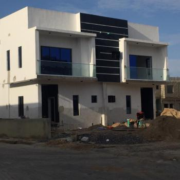 Newly Built and Tastefully Finshed 4 Bedroom Duplex with Bq, Urban Prime One Estate, Ajah, Lagos, Semi-detached Duplex for Sale