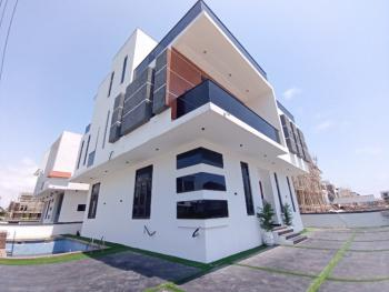Newly Built 5 Bedroom Detached Duplex with a Room Bq, Swimming Pool., Lakeview Estates 2, Lafiaji, Lekki, Lagos, Detached Duplex for Sale