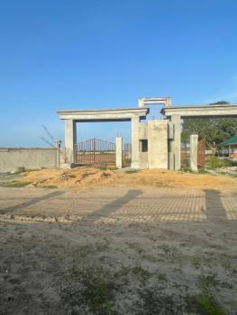 Most Affordable Estate in a Primal Developing Location, 3mins From Eleko Junction, Eleko, Ibeju Lekki, Lagos, Residential Land for Sale