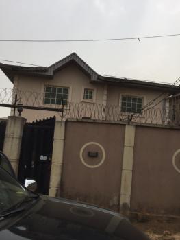 Duplex of 4 Bedroom Semi Detached & a 3 Bedroom Bungalow, Peace Estate., Soluyi, Gbagada, Lagos, Semi-detached Duplex for Sale