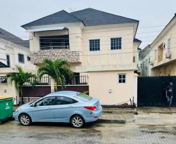 Spacious Beautiful 5 Bedroom Fully Detached House in a Secured Estate., Chevy View Estate Chevron, Lekki, Lagos, Detached Duplex for Sale