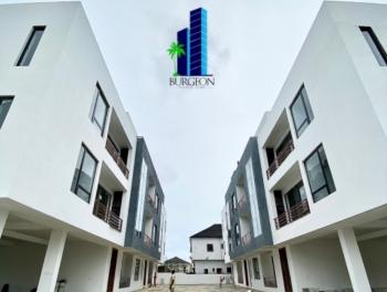 Brand New 2 Bedrooms Terrace, Agungi, Lekki, Lagos, Terraced Duplex for Sale