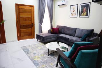 Luxury and Fantastic 2bed Apartment for Shortstay 60k per Day., Lekki Conservation Center., Lekki, Lagos, Semi-detached Duplex Short Let