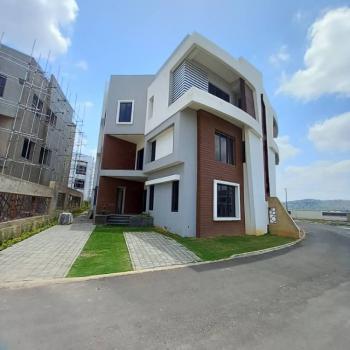 Luxury 4 Bedroom Semi-detached Triplex, Imperial Vista, Life Camp, Abuja, Semi-detached Duplex for Sale