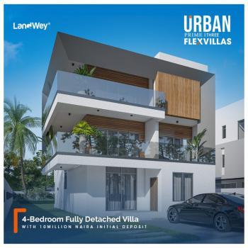 Luxury 4 Bedroom Duplex with Excellent, Ogombo, Ajah, Lagos, Detached Duplex for Sale