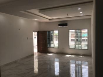 Serviced 4 Bedroom Flat + Bq on a Tarred Road, Jahi, Abuja, Flat / Apartment for Rent