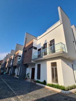 Fully Serviced 4 Bedroom Duplex, Ikate, Lekki, Lagos, Terraced Duplex for Sale