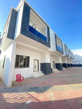 Luxury 4 Bedrooms Terraces, Chevron, Ajah, Lagos, Terraced Duplex for Sale