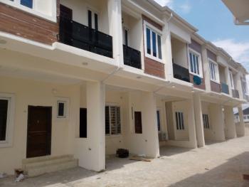 Newly Built 4 Bedroom Terraced Duplex in a Serviced Estate, Vgc, Lekki, Lagos, Terraced Duplex for Sale