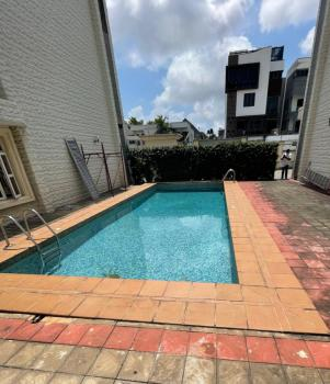4 Bedroom Fully Fitted Apartment with Swimming Pool Gym & Bq, Ikoyi, Lagos, Flat / Apartment for Rent