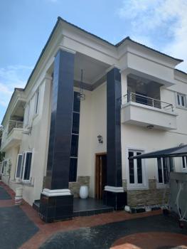 4 Bedroom Semi Detached Duplex with 1 Room Bq, Crown Estate, Sangotedo, Ajah, Lagos, Semi-detached Duplex for Sale