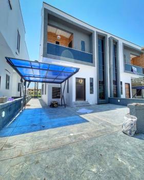 Luxury 4 Bedroom Semi Detached Duplex, Chevron Toll Gate,before Ikota, Lafiaji, Lekki, Lagos, Semi-detached Duplex for Sale