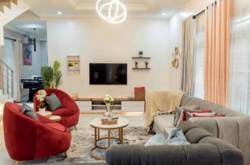 Luxury 3 Bedroom Duplex, Freedom Way, Ikate Elegushi, Lekki, Lagos, Semi-detached Duplex Short Let