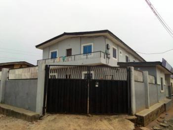 Block of 6 Nos 3 Bedroom Flats, Off Nureni Yusuff Street, Kola Collington, Ifako-ijaiye, Lagos, Flat / Apartment for Sale