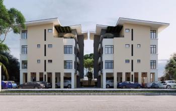 Serviced 3bedroom Serviced Apartment, Off Alpha Beach Road, Before Chevron, Lekki, Lagos, Flat / Apartment for Rent
