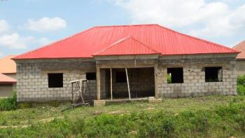 3 Bedroom Carcass Bungalow, Within Cajaah Estate, Orozo, Abuja, Detached Bungalow for Sale