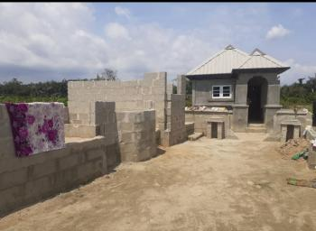 a Room and Parlor Newly Built a Carcass, Igbogbo, Ikorodu, Lagos, Detached Bungalow for Sale