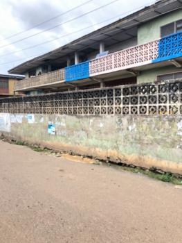 Block of Flats with B Q, Behind Rose Wale Filling Station, Iwo Road, Ibadan North-east, Oyo, Block of Flats for Sale