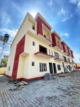 Newly Built 4 Bedroom, Jahi, Abuja, Terraced Duplex for Sale