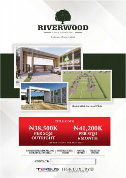 Plots of Land in Gated Community with Full Options Infrastructure., Riverwood Gated Community, Lakowe, Ibeju Lekki, Lagos, Residential Land for Sale